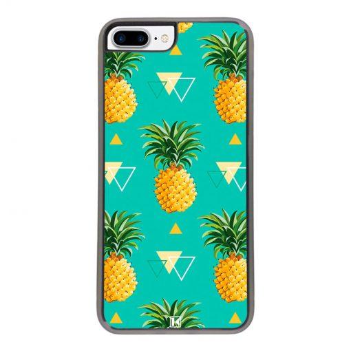 Coque iPhone 7 Plus / 8 Plus – Ananas