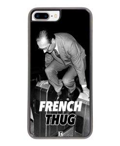 Coque iPhone 7 Plus / 8 Plus – Chirac French Thug