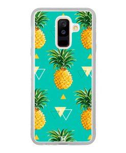 Coque Galaxy A6 Plus – Ananas