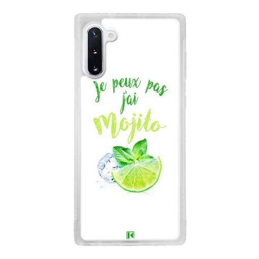 Coque Galaxy Note 10 – Je peux pas j'ai Mojito