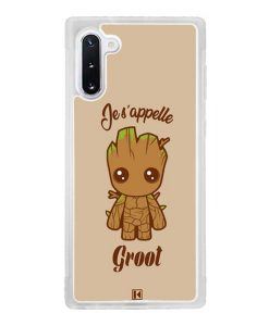 Coque Galaxy Note 10 – Je s'appelle Groot