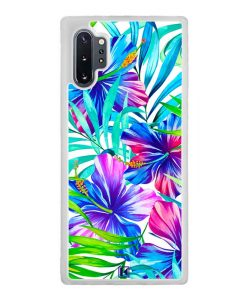 Coque Galaxy Note 10 Plus – Exotic flowers