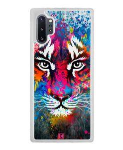 Coque Galaxy Note 10 Plus – Exotic tiger