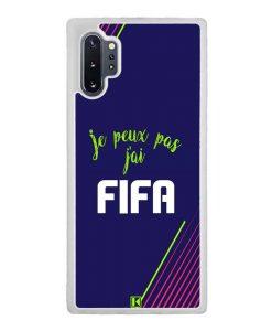 Coque Galaxy Note 10 Plus – Je peux pas j'ai FIFA