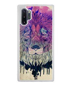 Coque Galaxy Note 10 Plus – Lion Face