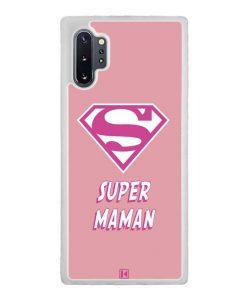 Coque Galaxy Note 10 Plus – Super Maman