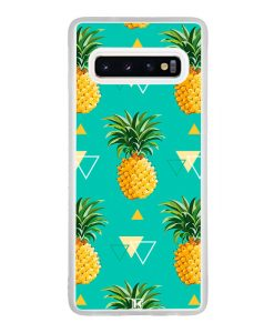 Coque Galaxy S10 – Ananas