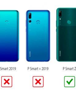 Coque Huawei P Smart Z – 100% Vegan