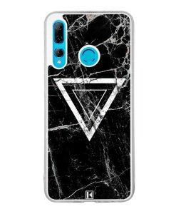 Coque Huawei P Smart Plus 2019 – Black marble