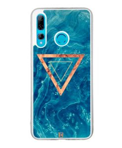 Coque Huawei P Smart Plus 2019 – Blue rosewood