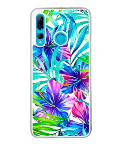 Coque Huawei P Smart Plus 2019 – Exotic flowers