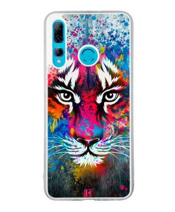 Coque Huawei P Smart Plus 2019 – Exotic tiger
