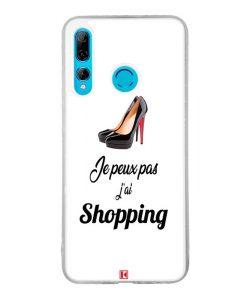 Coque Huawei P Smart Plus 2019 – Je peux pas j'ai Shopping