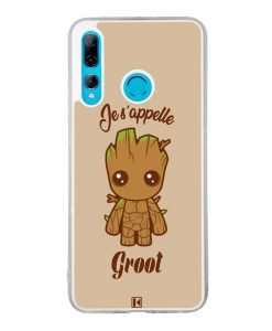 Coque Huawei P Smart Plus 2019 – Je s'appelle Groot