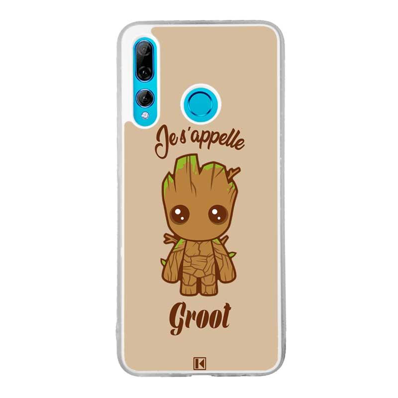 Coque Huawei P Smart Plus 2019 – Je s'appelle Groot