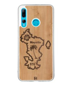 Coque Huawei P Smart Plus 2019 – Mayotte 976