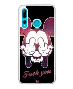 Coque Huawei P Smart Plus 2019 – Mickey Fuck You