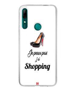 Coque Huawei P Smart Z – Je peux pas j'ai Shopping