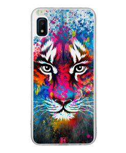 Coque Galaxy A10e – Exotic tiger