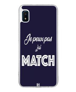 Coque Galaxy A10e – Je peux pas j'ai Match