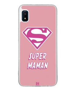 Coque Galaxy A10e – Super Maman