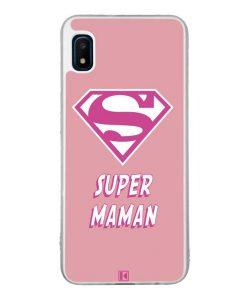 Coque Galaxy A10e – Super Maman