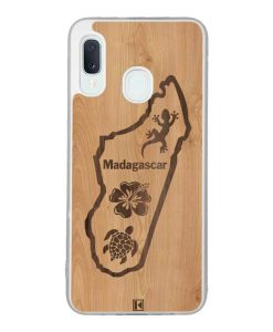 Coque Galaxy A20e – Madagascar