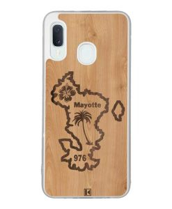 Coque Galaxy A20e – Mayotte 976