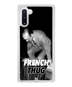 Coque Galaxy Note 10 – Chirac French Thug