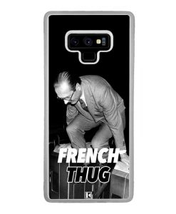 Coque Galaxy Note 9 – Chirac French Thug