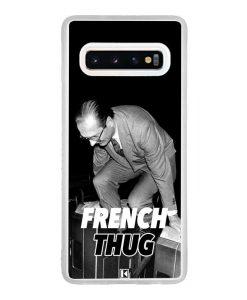 Coque Galaxy S10 – Chirac French Thug