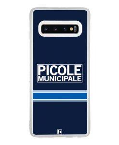 Coque Galaxy S10 – Picole Municipale