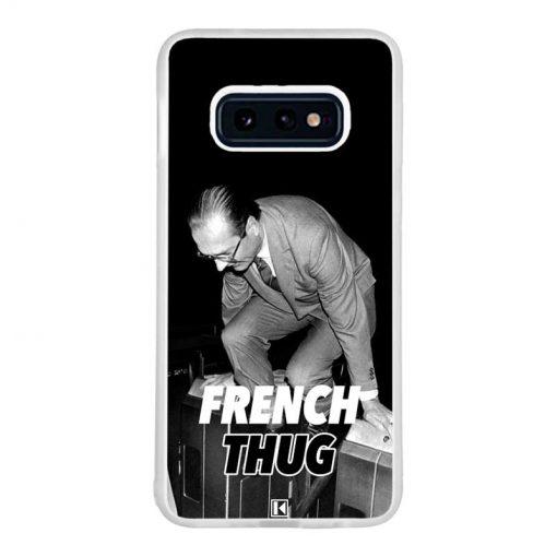 Coque Galaxy S10e – Chirac French Thug