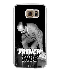 Coque Galaxy S6 – Chirac French Thug