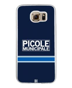 Coque Galaxy S6 – Picole Municipale