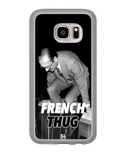 Coque Galaxy S7 – Chirac French Thug
