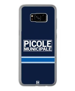 Coque Galaxy S8 Plus – Picole Municipale