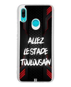 Coque Huawei P Smart 2019 – Allez le Stade Toulousain