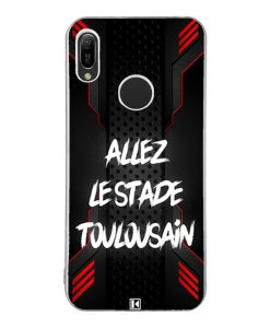 Coque Huawei Y6 2019 – Allez le Stade Toulousain