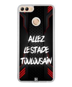 Coque Huawei Y9 2018 – Allez le Stade Toulousain