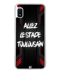 Coque Galaxy A10e – Allez le Stade Toulousain