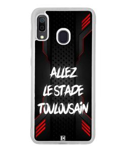 Coque Galaxy A30 – Allez le Stade Toulousain