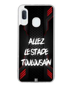 Coque Galaxy A20e – Allez le Stade Toulousain