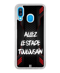 Coque Galaxy A40 – Allez le Stade Toulousain