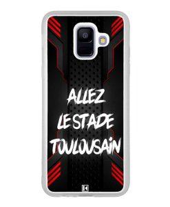 Coque Galaxy A6 2018 – Allez le Stade Toulousain
