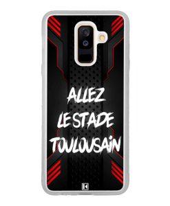 Coque Galaxy A6 Plus – Allez le Stade Toulousain