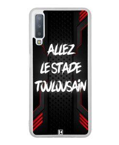 Coque Galaxy A7 2018 – Allez le Stade Toulousain
