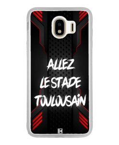 Coque Galaxy J4 2018 – Allez le Stade Toulousain