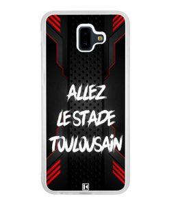 Coque Galaxy J6 Plus – Allez le Stade Toulousain
