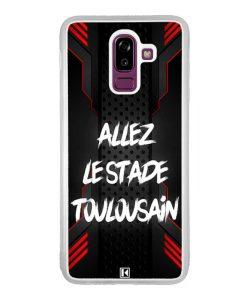 Coque Galaxy J8 2018 – Allez le Stade Toulousain